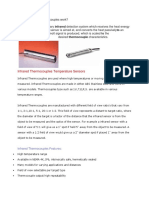 How Do Infrared Thermocouples Work