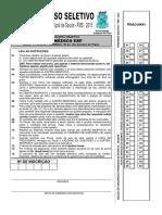 Prova Medico Fms2015