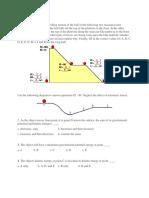 Physics PE KE_Year 9