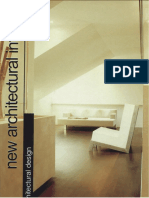 [Architectural Design] Carles Broto - New Architectural Interiors (2001, Links International)