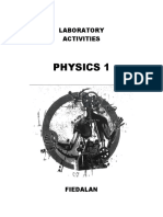 Physics - Fiedalan