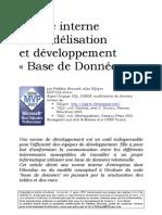 Norme de Developpement BD
