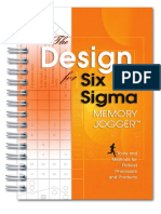 Design Six Sigma Sample