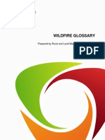 AFAC Wildfire Glossary Indexed 2009[1]