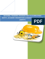 Safety Manual for Electrical Distribution WBSEDCL
