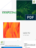 Esaplling Products 1