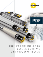 Catalog Conveyor Rollers INTERROLL