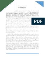 Estudio de Patologia de Las Estructuras