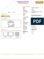 XT543-datasheet