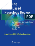 Absolute Case Based Neurology Review