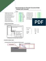 Pinned Connection Precast Concrete