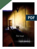 327869783 Peter Straub Copiii Pierduti