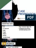 Case Presentation (IM)