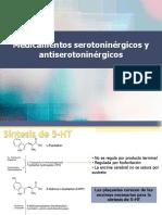 1--Medicamento Serotoninérgicos y Antiserotoninérgicos