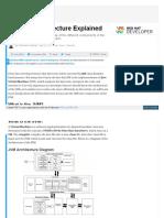 Dzone Com Articles Jvm Architecture Explained