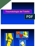 Tobillo - Esguinces