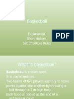 Basketball Simple Rules