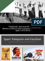 Presentation History and Memory