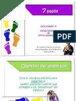 7 Pasos Para Combatir El Abuso Sexual de Niños y Adolescentes