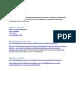 Statut Federatie - Exemplul 2