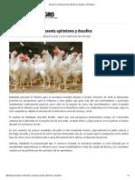 Avicultura Mundial Presenta Optimismo y Desafíos _ Mundoagro