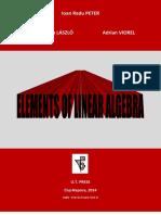 Algebra Liniara - Lb. Engl