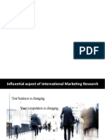 C3 - International Marketing Research