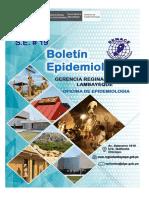 Boletin Epidemiologico Lambayeque SE 19-2019