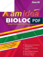 Xam Idea Biology