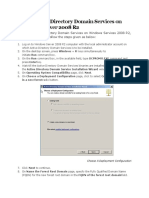 Install Active Directory Domain Services on Windows Server 2008 R2.pdf