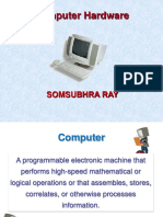 Project on Computer Hardware