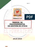 Manual Pabuelo