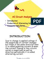 AC Circuit Analysis(VKM)