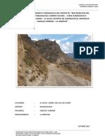 Estudio Topografico - El Olivo