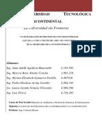 Proyecto de Informatizacion de Un Area de La Sfp - Avances Tecnologicos - Maestria-2017-Utic v1
