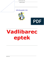 Vadlibareceptek.doc