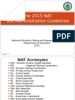 2015_NAT_Test_Admin_Guide.ppt