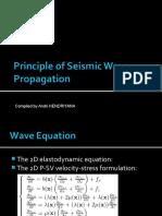 Seismic Propagation Theory