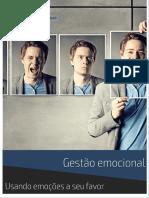 Livro Texto Gest o Emocional Usando Emo Es a Seu Favor