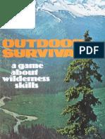 Avalon Hill - Outdoor Survival