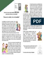 Carta a Los Cristianos Febrero 2019