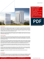 Case Study Oasis Towers
