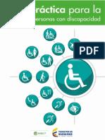 Guia Practica Para La Atencion a Personas Con Discapacidad