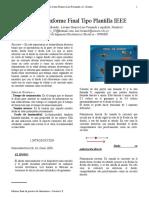Informe Final 2 de Celectronicos