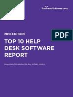 Top 10 Help Desk