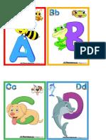 Alfabetul Vesel Pentru Copii