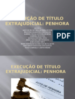 Execução de Título Extrajudicial- SLIDE GABI(1)