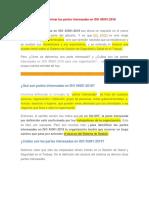 Cómo Determinar Las Partes Interesadas en ISO 45001