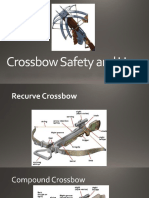 Survive The Zombie Apox. SW 3 Crossbow Safety and Use