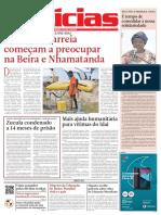 noticias de mocambique